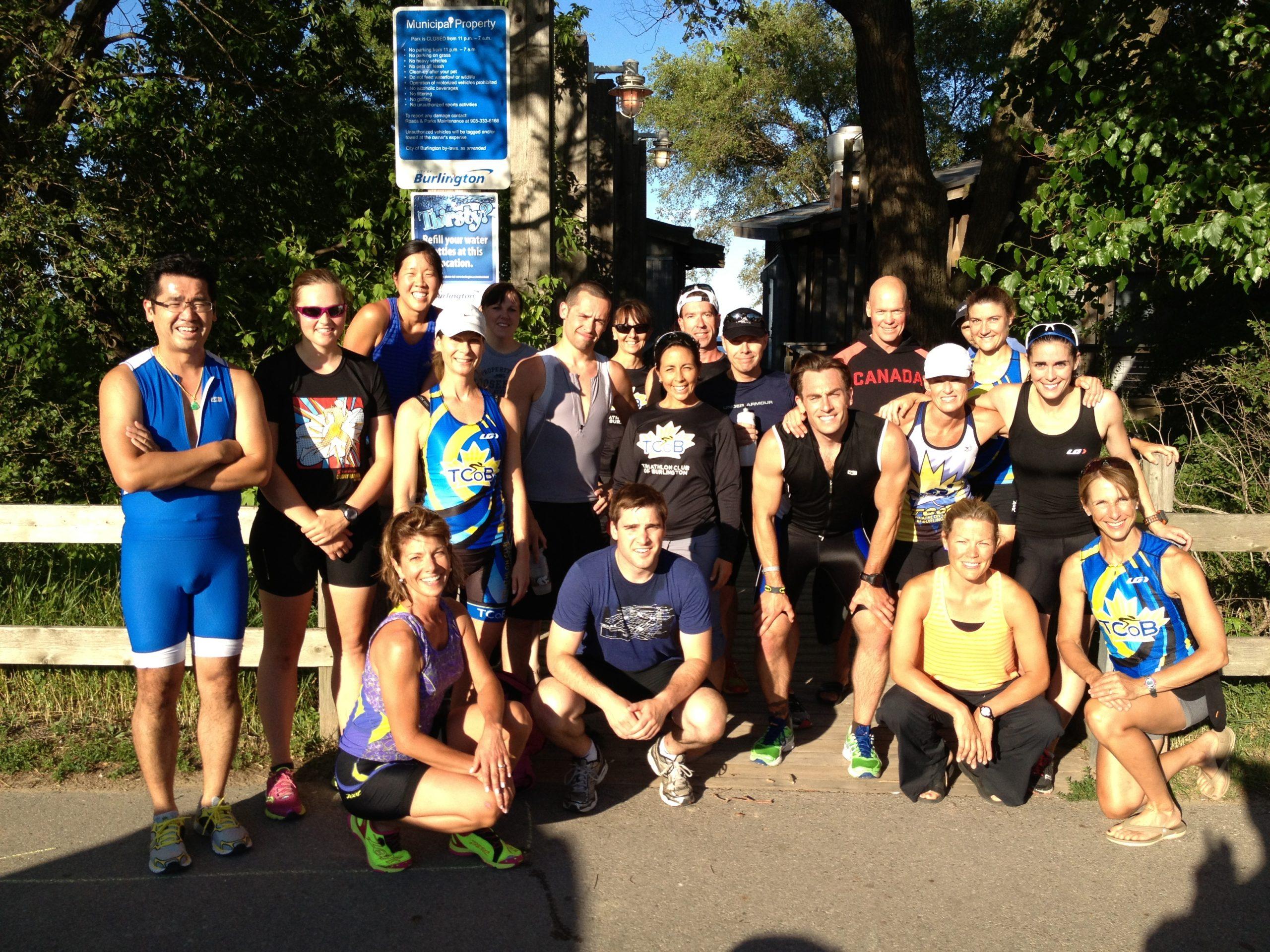 SO TRI and SOFe TRI Triathlon Training Programs