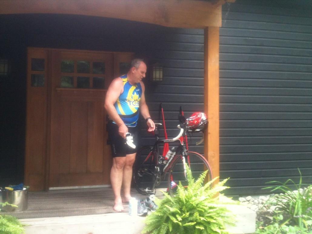 My Cottage Triathlon, By Darin Graham