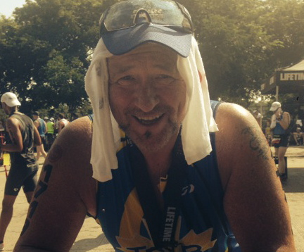 Chicago Triathlon Race Report, by Barry Emo