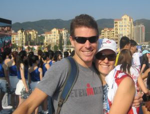 ITU Long Course, China.  Race Report by Ruth-Anne Marchant