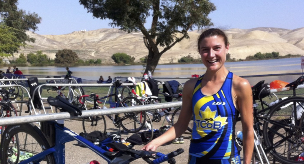 Bakersfield Triathlon; The most beautiful race course I've seen.  Race Report by Tanya Hewson