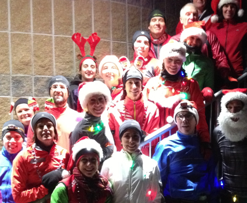 Christmas Lights Run and Party