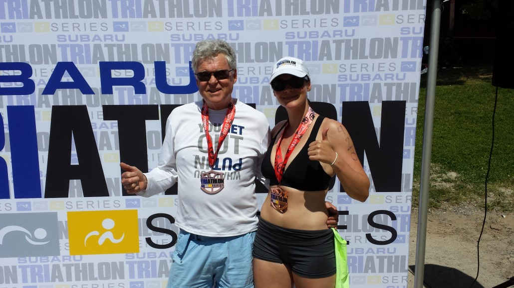 First Triathlon Adventure – Race report by Paul Goodrow