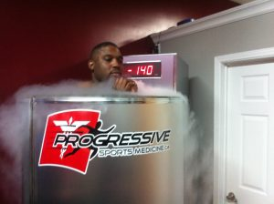 Whole Body Cryotherapy by Michael Cook from Progressive Sports Medicine