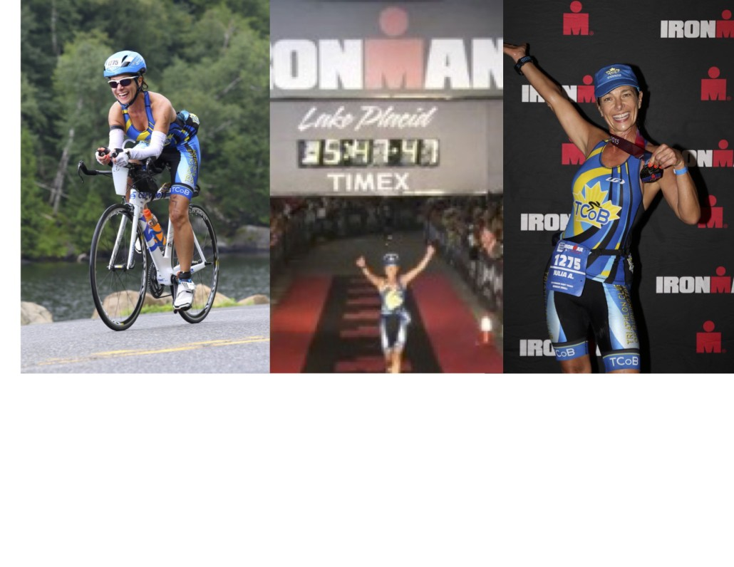 I survived my first Ironman in Lake Placid