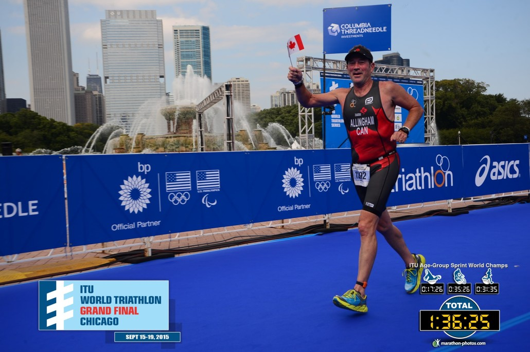 Chicago ITU Grand Final Chicago Race Report by Paul Allingham