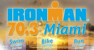 IRONMAN MIAMI 70.3 RACE REPORT BY PAUL ALLINGHAM