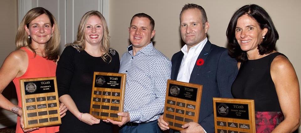 2015 TCoB Award Presentation