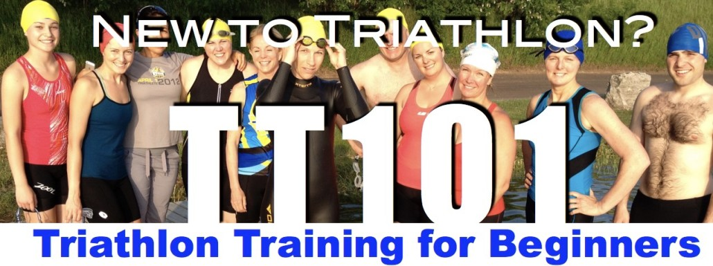 TT101 Triathlon Training for Beginners