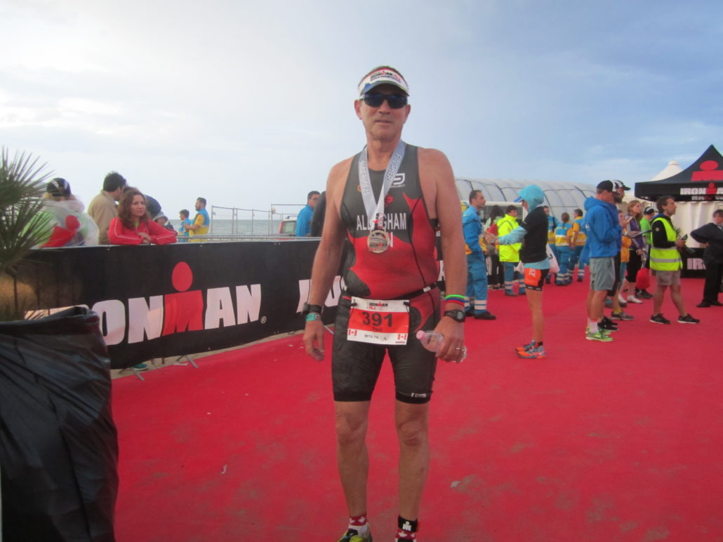 Race Report Italy 70.3 Pescara by Paul Allingham