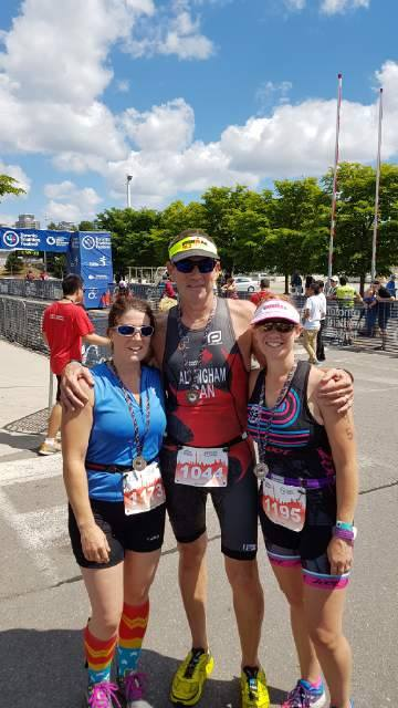 Toronto Triathlon Festival Race Report by Paul Allingham and Ottawa Race Report