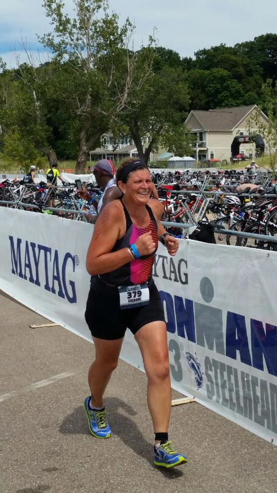 Ironman Steelhead 70.3 Race Report by Debbie Smith