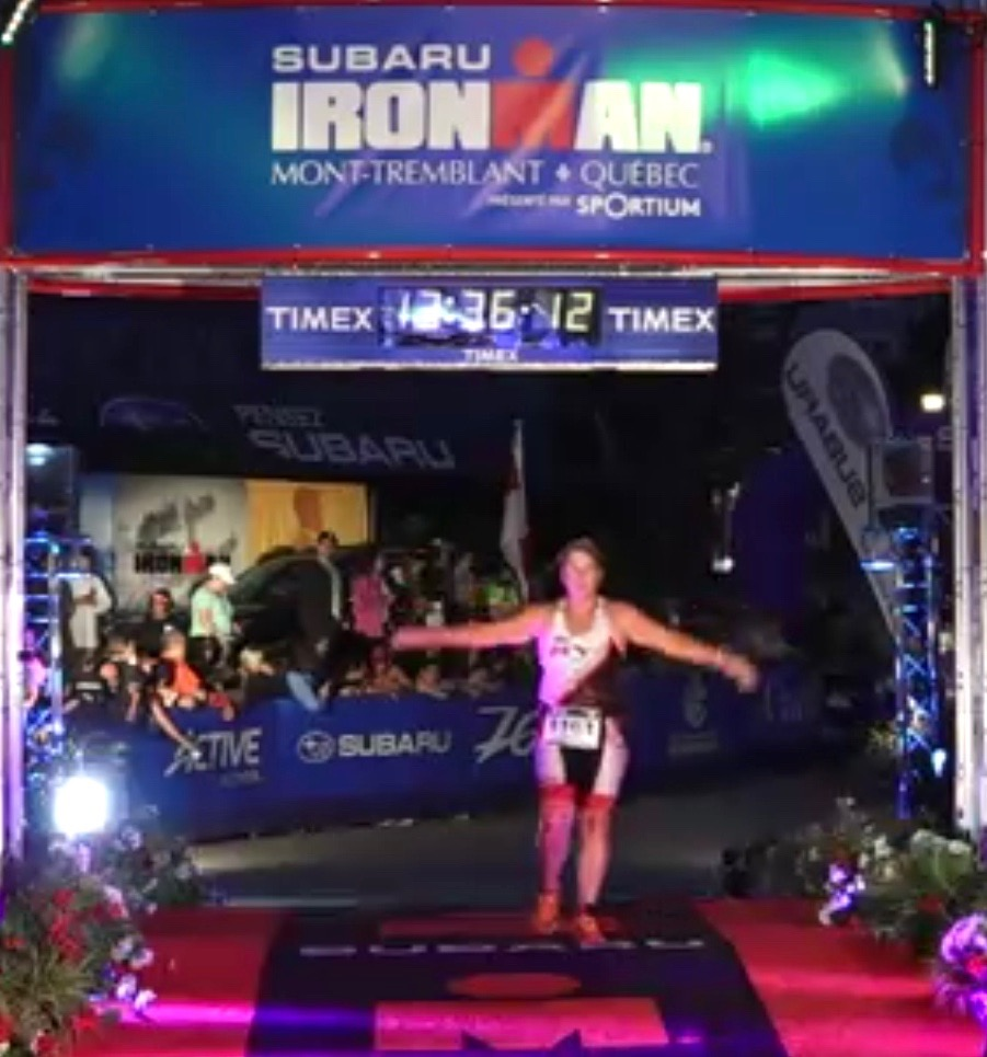 Ironman Mont Tremblant Race Report by Christine Walsh