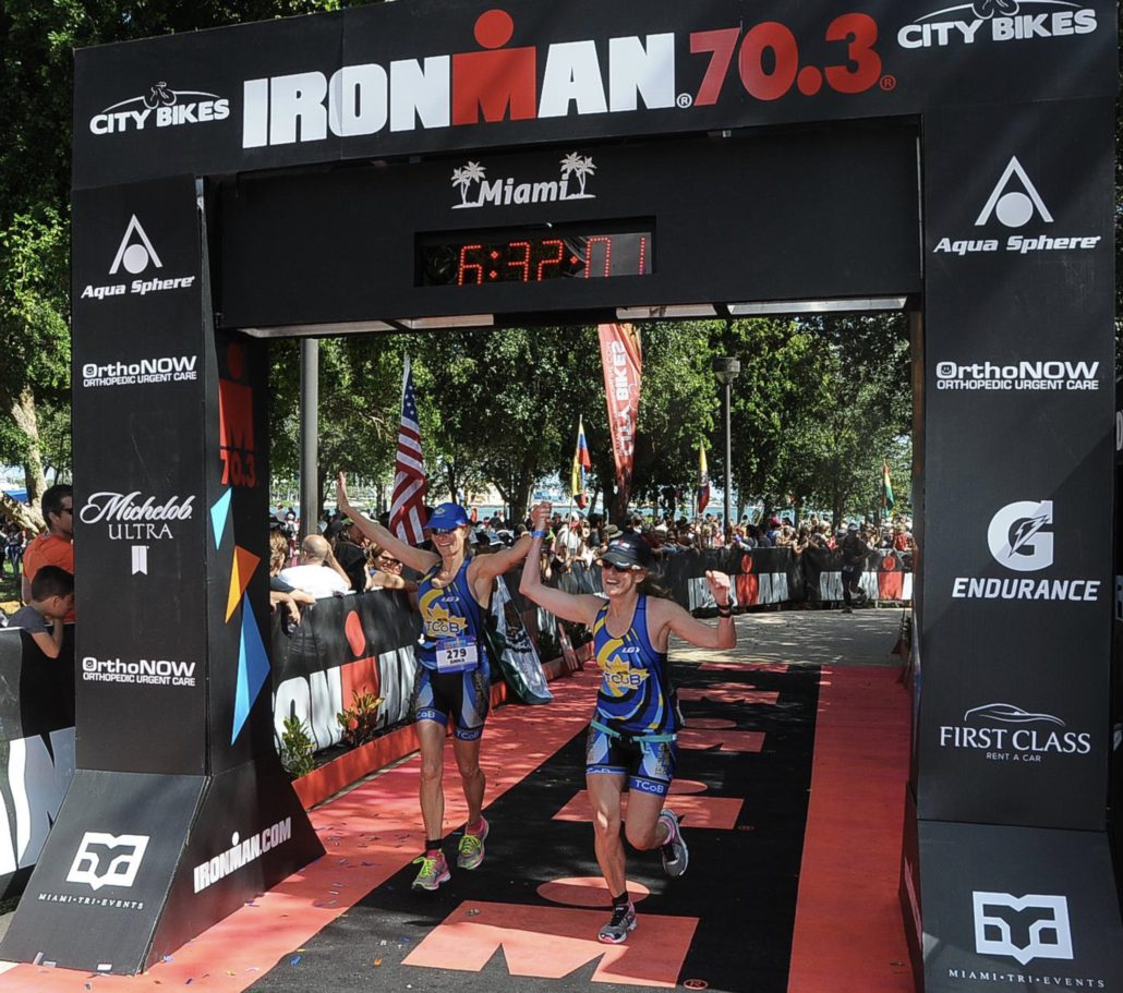 Ironman Miami 70.3 race report by Anna Alexopoulos