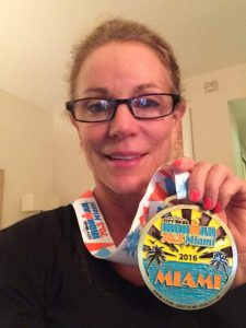 Ironman Miami 70.3 Race Report by Diane Daymond