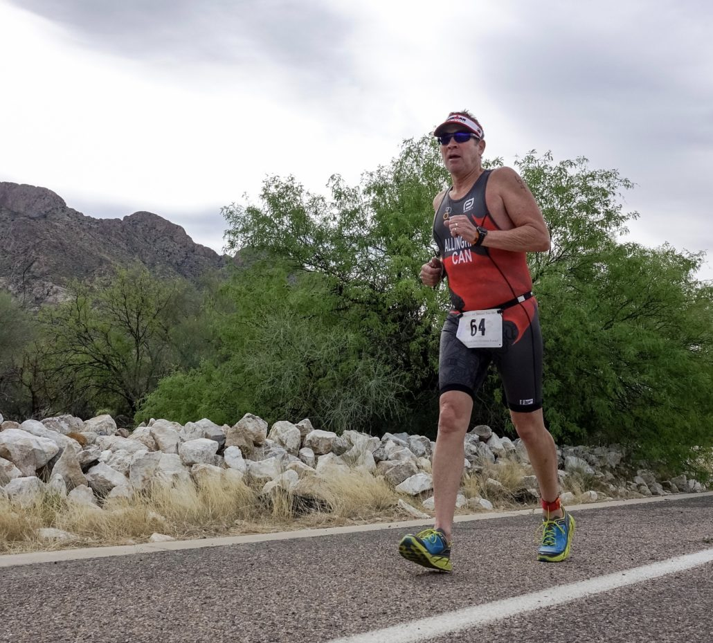 Oro Valley Sprint Triathlon Race Report by Paul Allingham