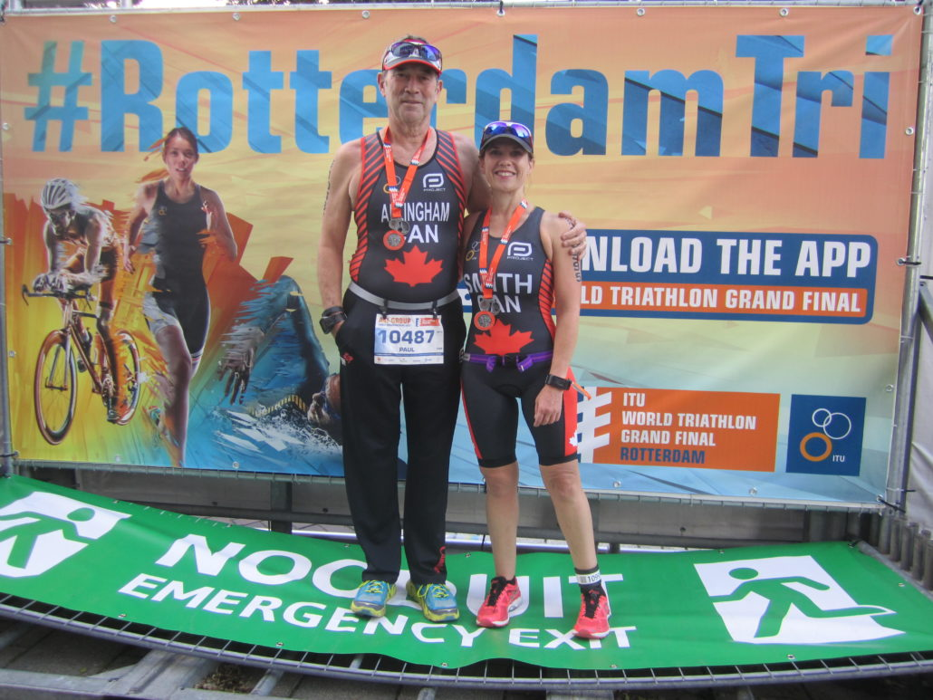 Rotterdam Race Report by Paul Allingham